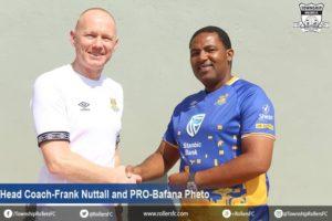 Ex-Hearts of Oak boss Frank Nuttal given Township Rollers coaching job