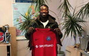 OFFICIAL: Estonian side JK Narva Trans sign ex-Kotoko defender Ofosu Appiah