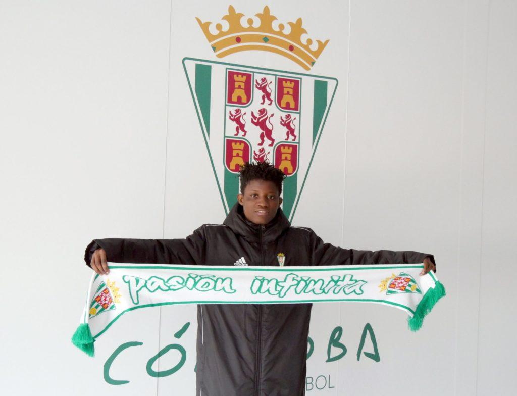 Cordoba CF Femenino wrap up signing of Black Princesses midfielder Olivia Anokye