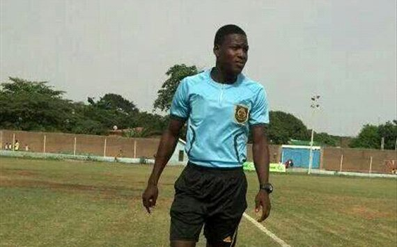 Ghana's Daniel Laryea included in 20-man list of referees for 2020 CHAN