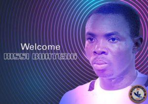 Berekum Chelsea re-signs Richard Kissi Boateng