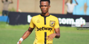 Osei Agyemang extends his contract with Ashgold