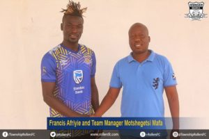 Done Deal: Ghanaian striker Francis Afriyie joins Botswanan top-flight side Township Rollers