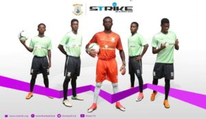Division One side Vision FC unveil new STRIKE 2019/20 kits