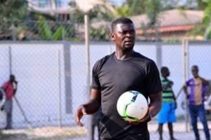 We were going for GPL title before league break due to COVID-19 - Medeama SC coach Boadu