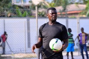Medeama SC confirm coach Samuel Boadu has been discharged from hospital