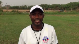 Liberty coach David Ocloo eyes victory against Medeama sc