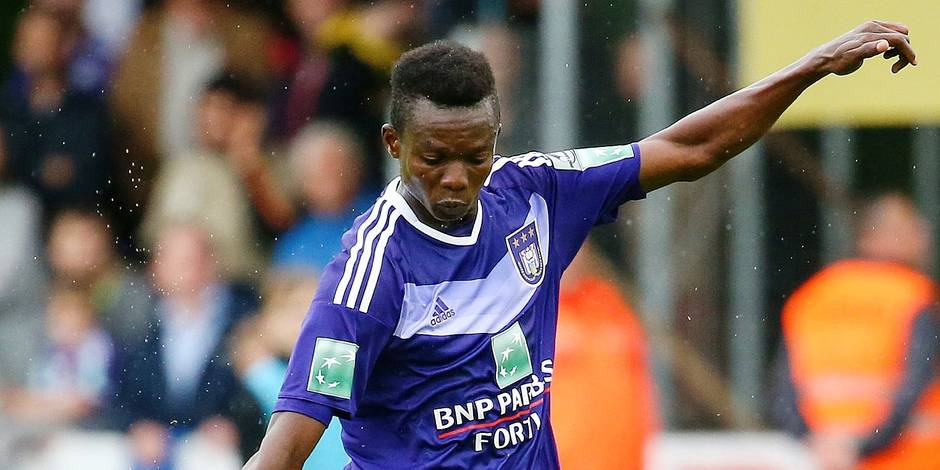 Eupen to take decision on signing Emmanuel Adjei Sowah in the next 3 days