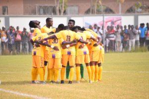 Medeama SC announce 18-man squad to face Asante Kotoko