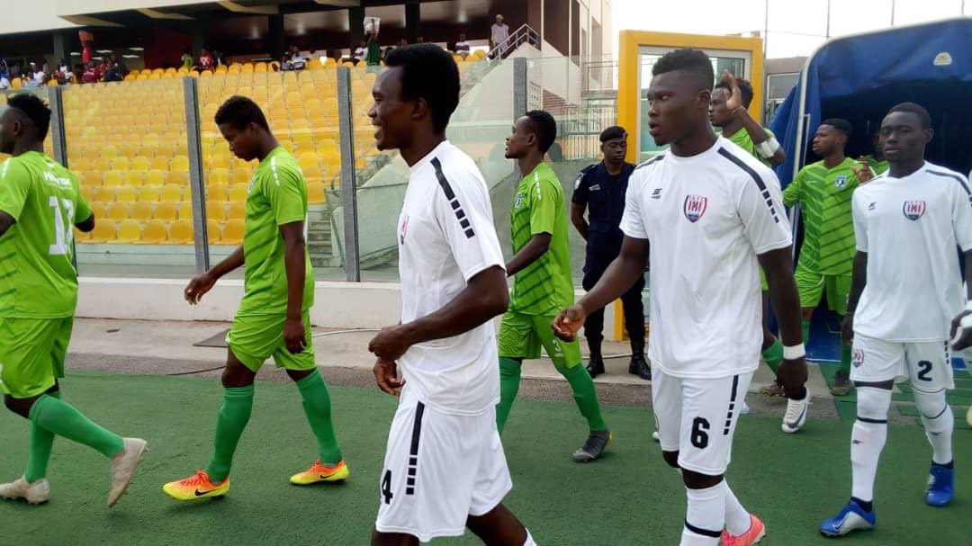2019/2020 GPL Match Week 2 Report: Inter Allies record first win after beating Bechem United 2-1