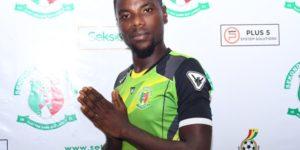 Hasaacas sign former Asante Kotoko defender Abeiku Ainooson