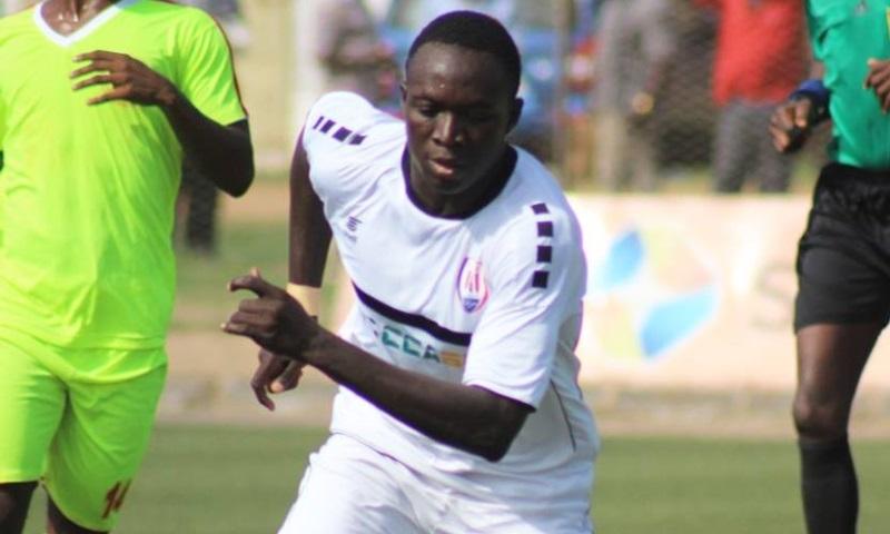 Victorien Adebayor set to join Danish side HB Koge