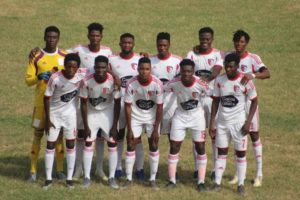 Confirmed WAFA lineup for Liberty match