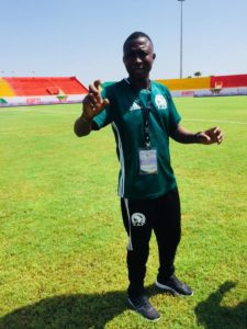 CAF appoint Ghanaian referee Adaare Latif to officiate Bidvest Wits vs Djoliba AC de Bamako clash in Confederation Cup