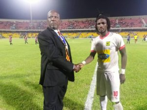 Legon Cities FC table offer for Asante Kotoko talisman Songne Yacouba; Porcupines name price