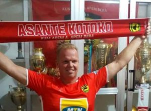Player Status Committee to sit on case between Kotoko and former coach Kjetil Zachariassen on February 13