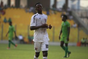 Mohammed Zakaria declares intention to score more goals for Inter Allies this season