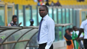 BREAKING NEWS: C.K Akunnor appointed Black Stars head coach