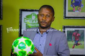 Dream FC deputy coach Winfred Dormon delighted to return to winning ways against Medeama SC