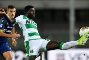 Fiorentina finds a substitute for Alfred Duncan as Sassuolo keeps resisting