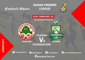 Ghana Premier League Week 7 Preview: Eleven Wonders v Elmina Sharks