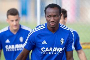 Raphael Dwamena hopeful of playing again