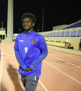 Asante leaves Saudi club Al-Hazm