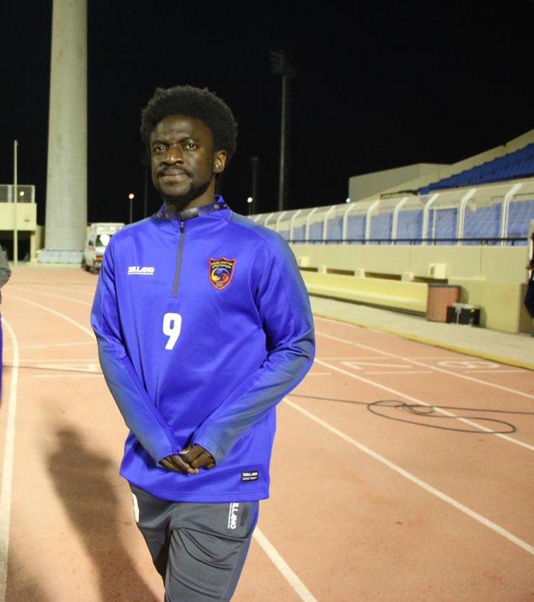 Asante leaves Saudi club Al-Hazm