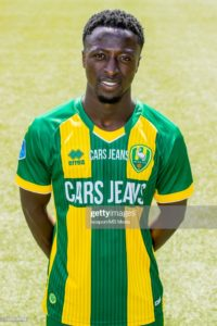 Ghanaian defender Robin Polley delighted with current form at FC Dordrecht