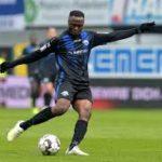 Bernard Tekpetey to lose play time at Fortuna Dusseldorf