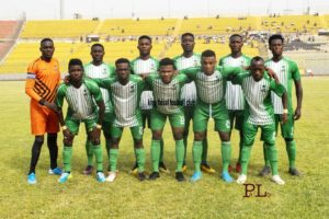 Ghana Premier League match report: King Faisal held to draw by Sharks