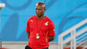 Kwesi Appiah's Black Stars contract expires