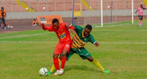 Match report: Kotoko clinches comfortable win over Dwarfs