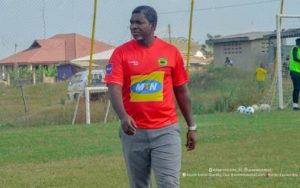 The red card made things difficult for us- Maxwell Konadu
