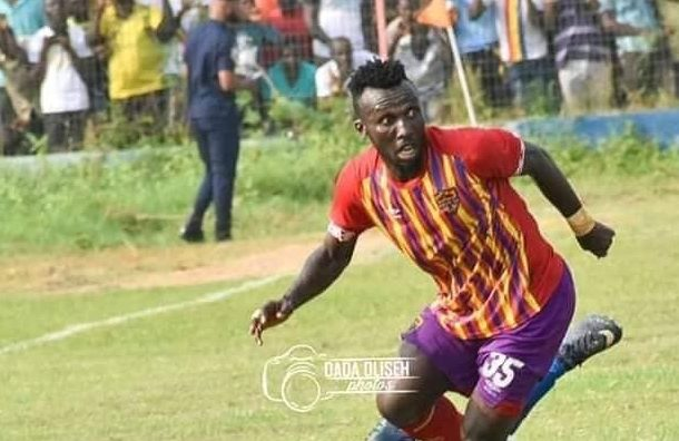 Emmanuel Nettey expresses his frustration after truncation of league season