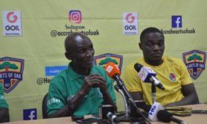 Ebusua Dwarfs supporters wanted to destroy my life - Coach Robert Asibu