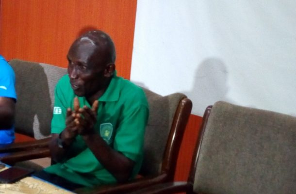 My coaching license is not limited to Cape Coast- Robert Assibu