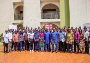 GFA boss, Exco meet newly appointed National teams Technical & Management members
