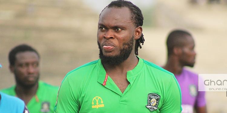 I really miss the league - Aduana Stars forward Yahaya Mohammed