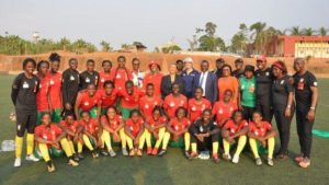 Uefa reveals plans to help women's football in Cameroon