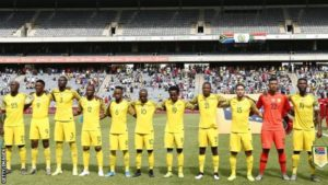 South Africa pulls Olympic team out of Japan friendly over coronavirus fears