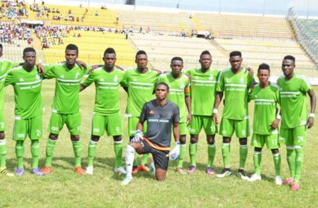 Ghana Premier League Matchday 11 report: Elmina Sharks clinch 1-0 win over Ebusua Dwarfs