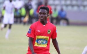 Matthew Anim Cudjoe could return to Asante Kotoko - Manager Anim Addo