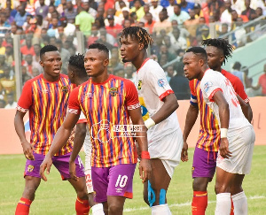 Scouts to watch Kotoko v Hearts Independence Day match