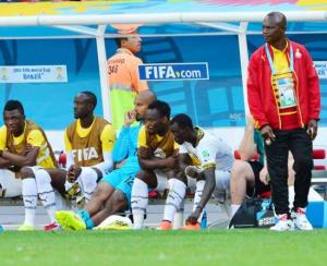 The players felt they were treated like kids- James Kwesi Appiah
