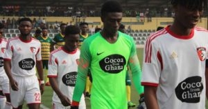 WAFA line-up confirmed for Asante Kotoko as coach Prosper Narteh makes one change