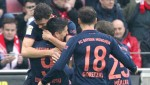 Bayern Munich Cruise to 3-1 Win Over Mainz to Move Top of Bundesliga