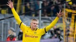 Dortmund's Haaland warns 'there's more to come' after scoring seventh goal in three matches