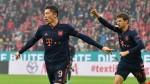 Bayern Munich ease past Mainz to go top of Bundesliga