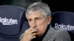Quique Setien backed by Barcelona amid club crisis